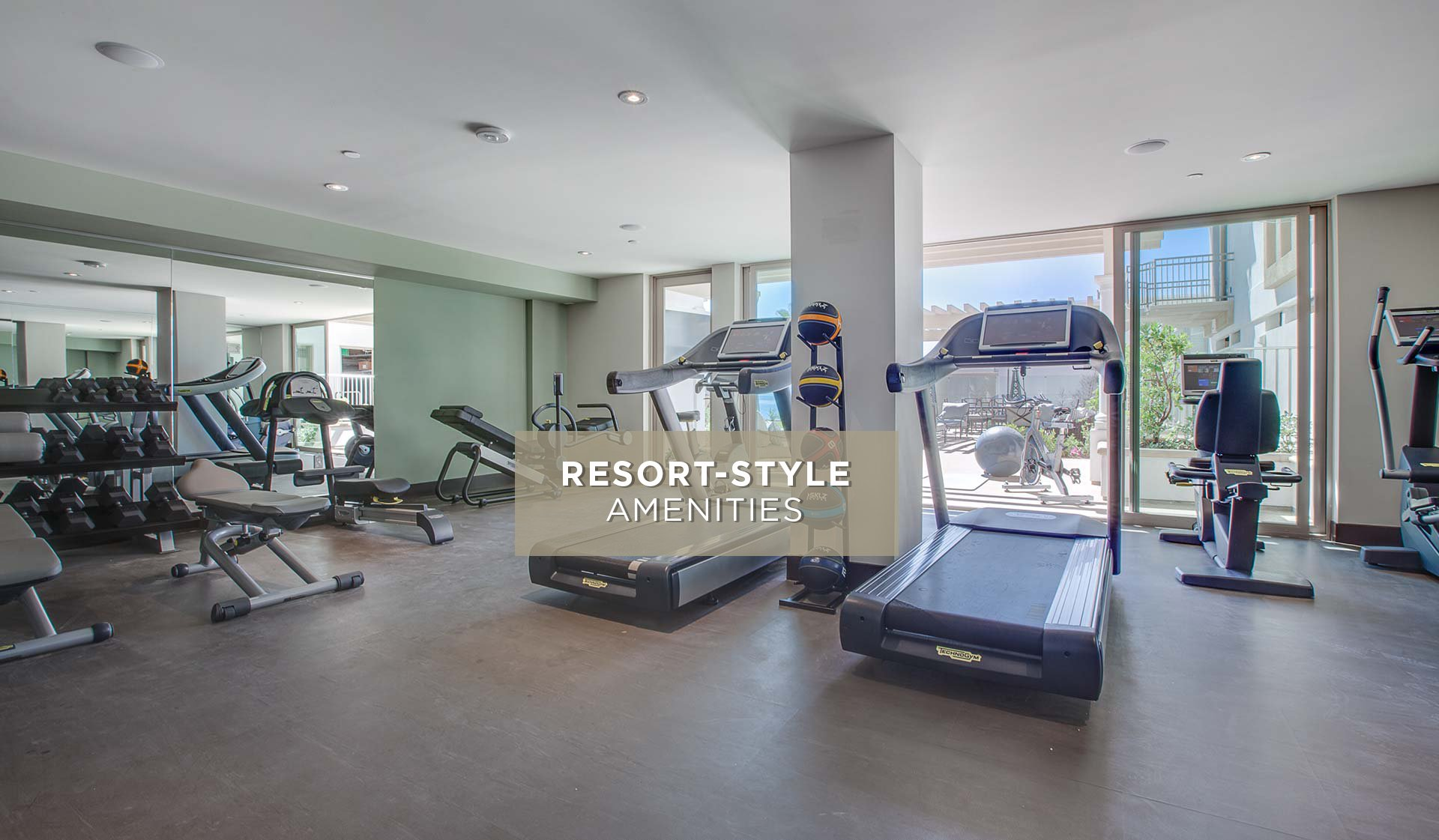 Ocean House On Prospect - Fitness Center - La Jolla, CA