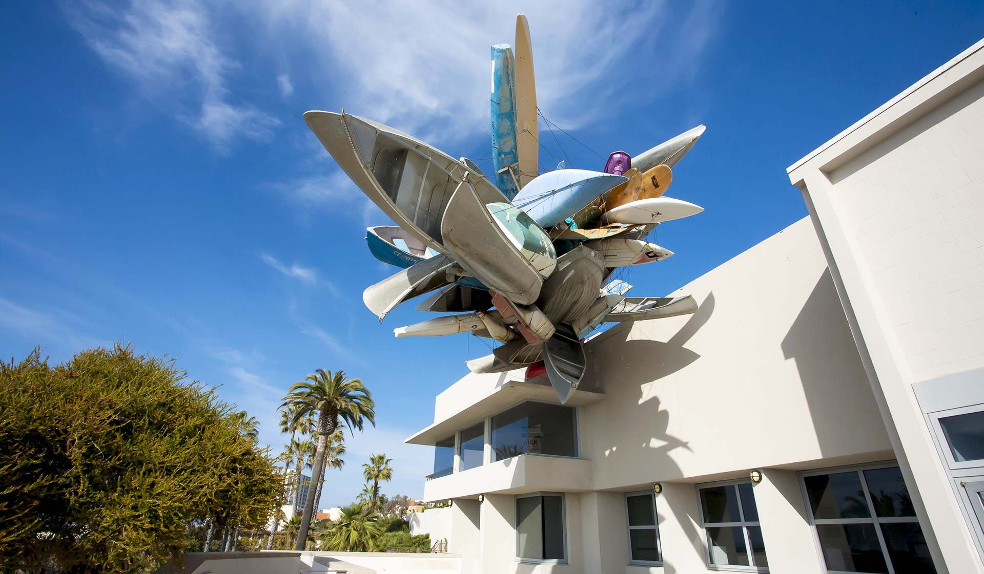 Ocean House Apartments - La Jolla, CA - Museum of Contemporary Art